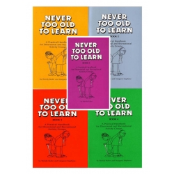 Never Too Old to Learn - The Set (Australian Publication) by Wendy Butler and Margaret Stephens