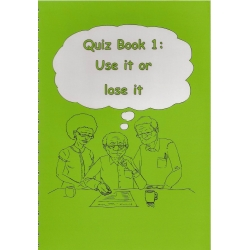 Quiz Book 1: Use it or lose it