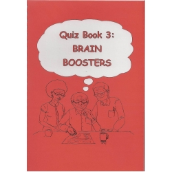 Quiz Book 3: Brain Boosters