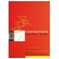 Starting Points for Activities and Programs Book 1