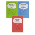 Quiz Book Series (set of 3 quiz books – Quiz Book 1, Quiz Book 2 & Quiz Book 3)